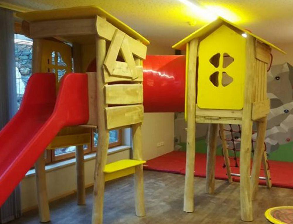 Indoor Spielplatz Penzinghof