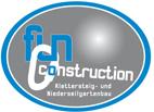 FUN Construction | Spielplatzbau | Niederseilgarten | Klettersteigbau | Hotelspielplatz Logo